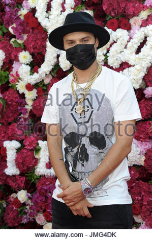 Alec Monopoly cannes 20-05-2017 - Stock Photo