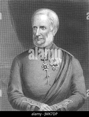 HENRY HAVELOCK (1795-1857) British Army officer about 1865 Stock Photo