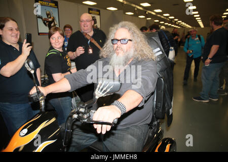 London, UK. 28th July, 2017. London, UK. 27th July, 2017. Mark Boone Junior american actor best known for his role - Stock Photo