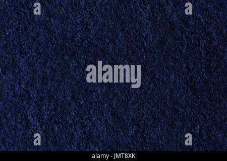 High resolution close up of dark felt fabric. - Stock Photo