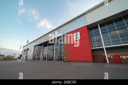 St Marys stadium, home of Southampton Football Club