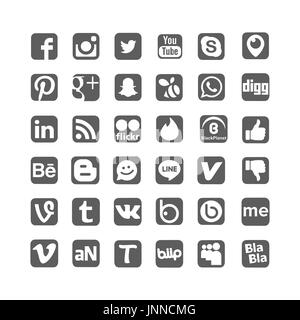how to create social media icons in illustrator