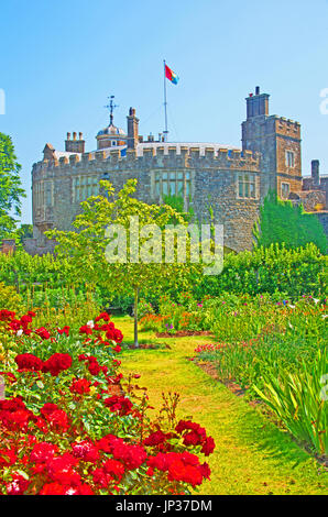 Walmer Castle, Kent, England