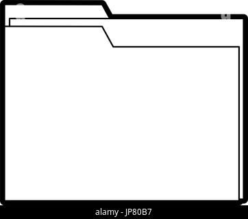 business office icon  - Stock Photo