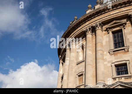 Radcliffe Camera, part of the Bodleian Library, university, Oxford, Oxfordshire, England, Great Britain - Stock Photo