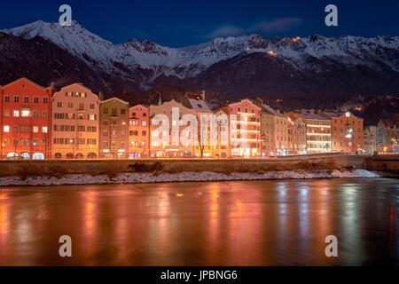 Marktplatz, Innsbruck, Tyrol - Tirol, Austria, Europe - Stock Photo