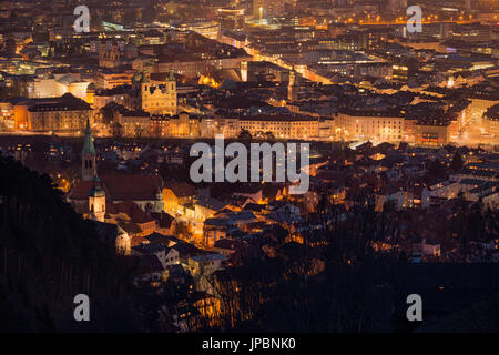 Planötzenhof, Innsbruck, Tirol - Tyrol, Austria, Europe - Stock Photo