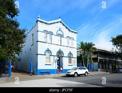 Military & Colonial Museum in Maryborough Heritage Precinct, Queensland, QLD, Australia - Stock Photo