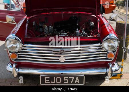 Austin A40 - Stock Photo