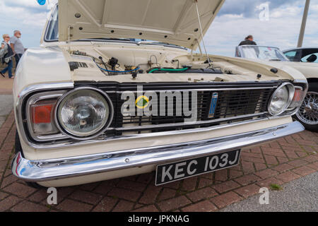 Lotus ford cortina - Stock Photo