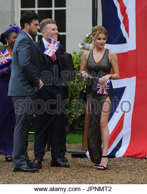 towie-cast-film-their-royal-wedding-theme-finale-they-celebrated-nanny-jpnmt2 Towie Cast Film Their Royal Wedding Theme Finale They Celebrated Nanny Pats Birthday At Addington Palace In Croydon She Was The Queen And The Cast Had