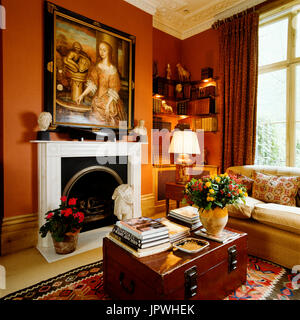 Victorian style living room Stock Photo, Royalty Free Image ...