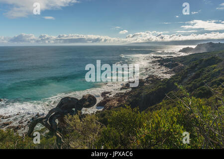Rugger coast of Margaret river, Western Australia - Stock Photo