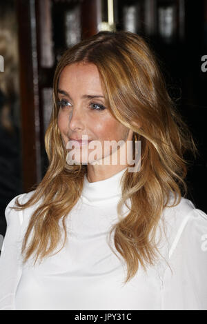 Phoenix Theatre, London, UK. 2nd Aug, 2017. Louise Redknapp attends Evita - Press Night. Credit: See Li/Alamy Live - Stock Photo