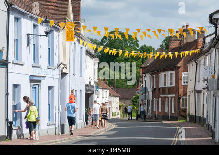 Roald Dahl Museum & Story Centre, High Street, Great Missenden, Buckinghamshire, England, United Kingdom - Stock Photo