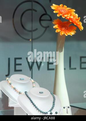 Jeweller - Stock Photo