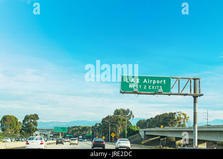 Distance From Lax Airport To Long Beach Ca