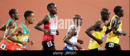 London, UK. 4th Aug, 2017. IAAF World Championships, Queen Elizabeth Olympic Park, Stratford, London, UK. Credit: - Stock Photo