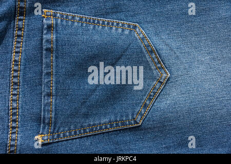 Jeans background, jeans texture, blue jeans, subject photography - Stock Photo