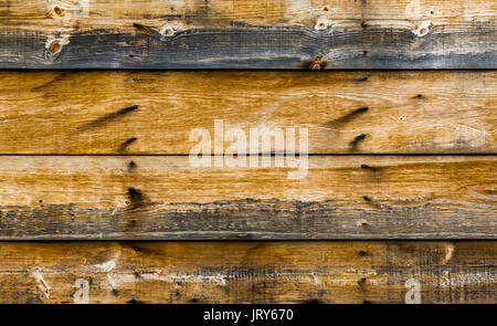 background texture weathered wooden wall - Stock Photo