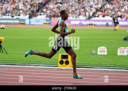London, UK. 6th Aug, 2017.  IAAF World Championships, Queen Elizabeth Olympic Park, Stratford, London, UK. Credit: - Stock Photo