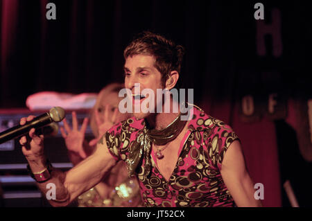 Perry Farrell Satellite Party performs Lollapalooza afterparty House Blues Chicago,Il - Stock Photo