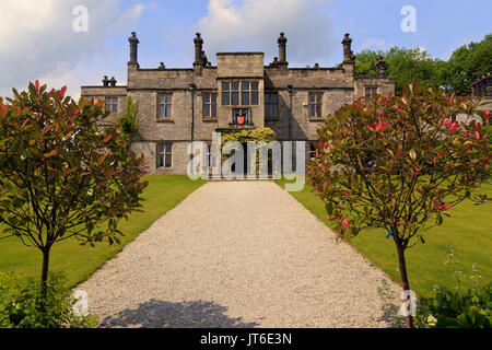 Tissington Hall Derbyshire