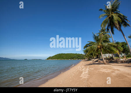 Bo Phut Beach, Koh Samui island, Thailand - Stock Photo