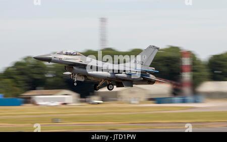 F-16AM, Fighting Falcon - Stock Photo