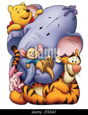 Winnie Pooh Heffalump