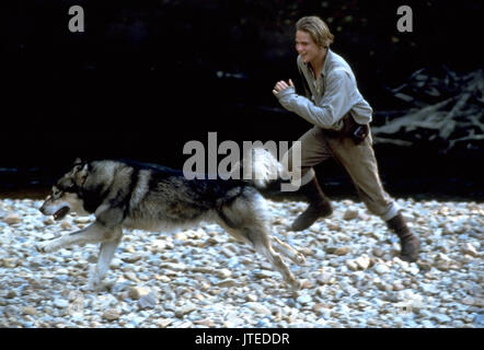 SCOTT BAIRSTOW WHITE FANG 2: MYTH OF THE WHITE WOLF (1994) - Stock Photo