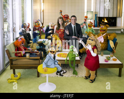 DR  TEETH JANICE ANIMAL FLOYD PEPPER & ZOOT THE MUPPETS (2011 Stock