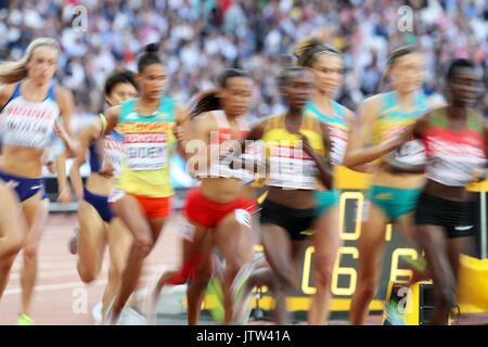 London, UK. 10th Aug, 2017. IAAF World Championships, Queen Elizabeth Olympic Park, Stratford, London, UK. Credit: - Stock Photo