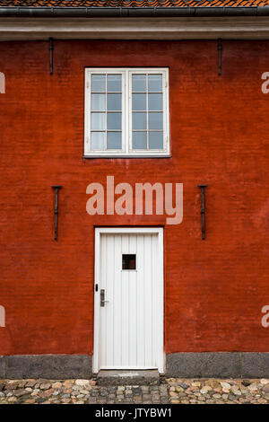 The Front Exterior Of A Modern Red Brick Detached Uk Family Home Stock Photo Royalty Free Image