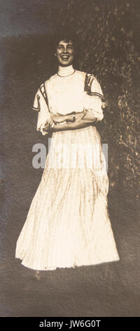 Old photo from 1907 to 1908 In the US state of Minnesota - Stock Photo