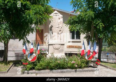France, Pyrenees, Saint-Bertrand de Comminges - Stock Photo