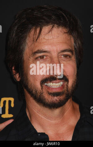 Los Angeles, USA. 10th Aug, 2017. 08/10/2017 The Los Angeles Premiere of 'Get Shorty' held at The Pacific Design - Stock Photo