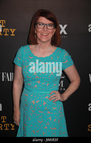 Los Angeles, USA. 10th Aug, 2017. Kate Flannery 08/10/2017 The Los Angeles Premiere of 'Get Shorty' held at The - Stock Photo