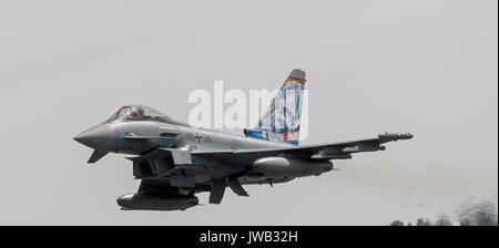 Typhoon EF2000, German Air Force - Stock Photo