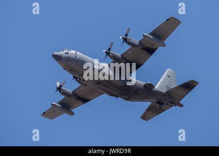 Hercules plane - Stock Photo