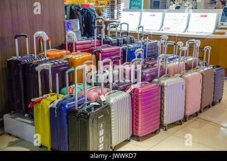luggage and suitcases for sale at a shop in north sydney,australia ...