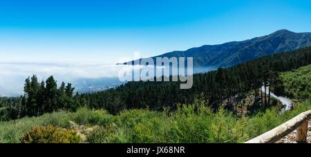 Teide National Park in Tenerife - Stock Photo