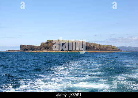 Staffa, Inner Hebrides in Argyll and Bute, Scotland - Stock Photo