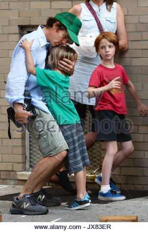 Danny Moder, Phinnaeus Moder And Henry Moder. Cinematographer