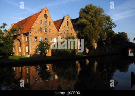 Lubeck, Germany - Stock Photo