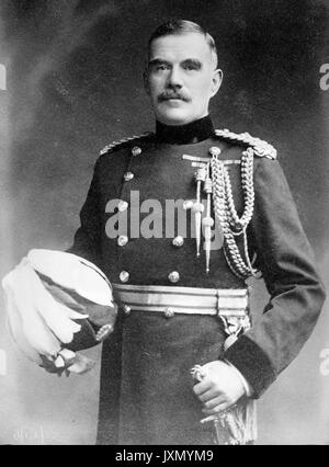 WILLIAM ROBERTSON (1860-1933) British Army officer in 1915. Photo: Baines News Service - Stock Photo