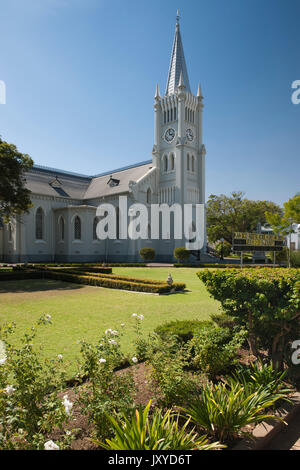 The Dutch reformed church in Robertson, Western Cape, South Africa. - Stock Photo