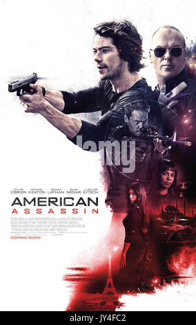 RELEASE DATE: September 15, 2017 TITLE: American Assassin STUDIO: Lionsgate DIRECTOR: Michael Cuesta PLOT: A story - Stock Photo