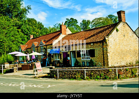The Chocolate Factory, Thornton Le dale, North Yorkshire - Stock Photo