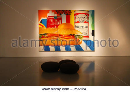 The Israel Museum and the Shrine of the Book in Jerusalem - Stock Photo